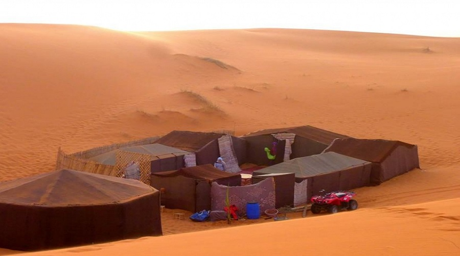 5 Days Tour From Fes To Merzouga And Marrakech
