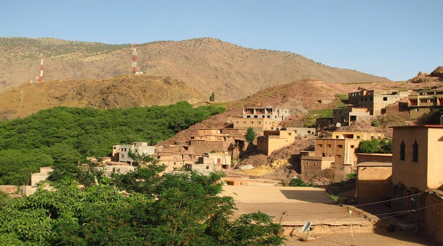 One Day Excursions From Marrakech : Imlil