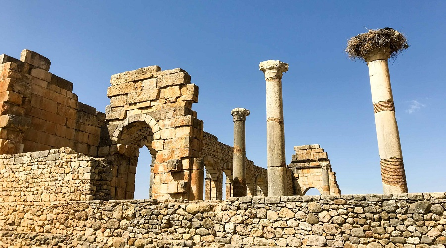 One Day Excursions From Fes : Volubilis
