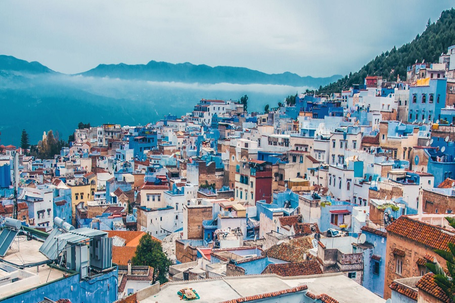 One Day Excursions From Fes : Chefchaouen