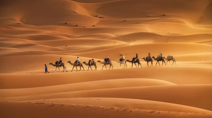 3 Days Tour From Marrakech To Merzouga