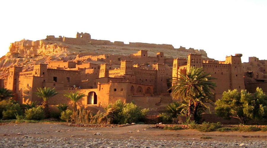 One Day Excursions From Marrakech : Ait Benhaddou